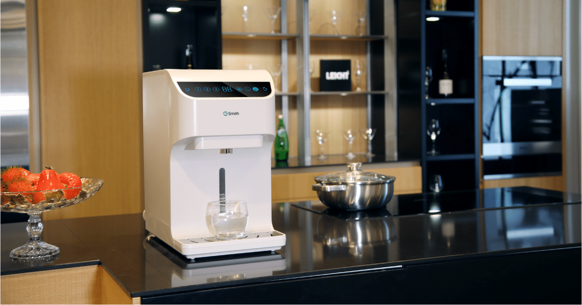Lắp đặt sản phẩm máy lọc nước A.O.Smith AR75-A-S-H1